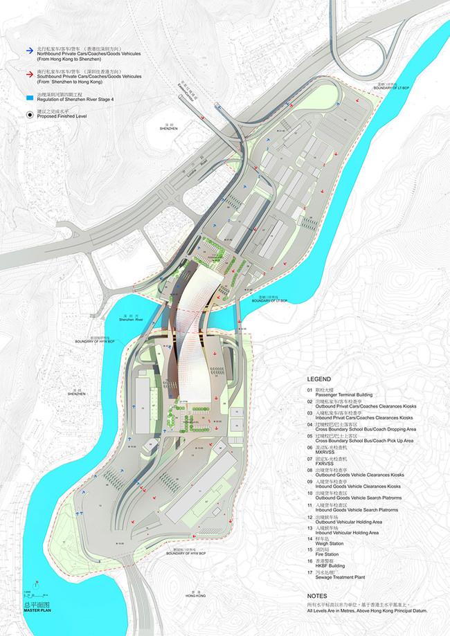 Master plan (Image: WAU Design)