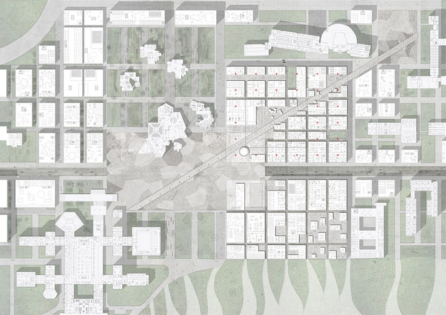 ECP as a generator of urbanity (Image courtesy of OMA)