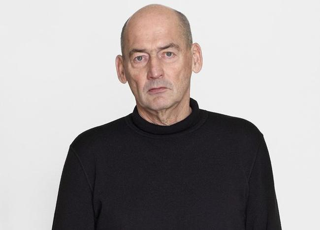 Rem Koolhaas by Blommers Schumm/OMA, via building.co.uk.