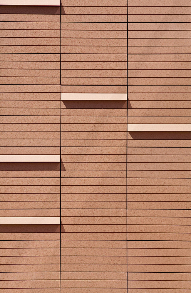 Boston Medical - Shapiro Ambulatory Care in Boston, MA by Tsoi/Kobus & Associates (TK&A); NBK Terracotta Façade Panels by Hunter Douglas Contract (Photo: Ashley Streff)