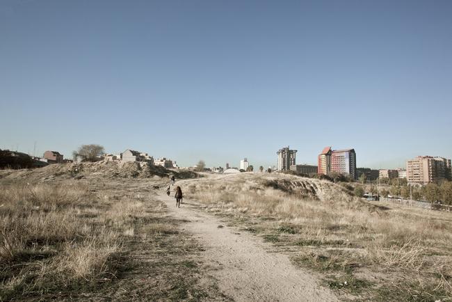 Placelessness La Peseta, Madrid 2010 ©Simona Rota