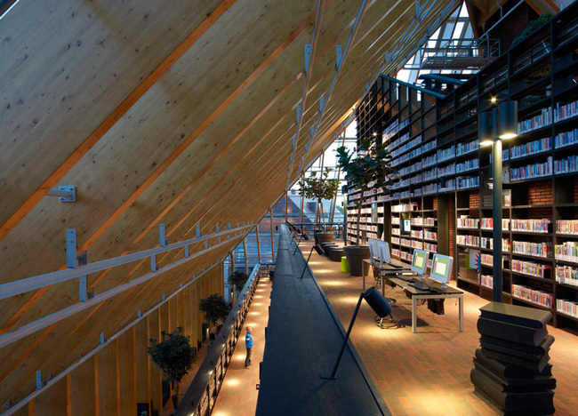 MVRDV's Book Mountain