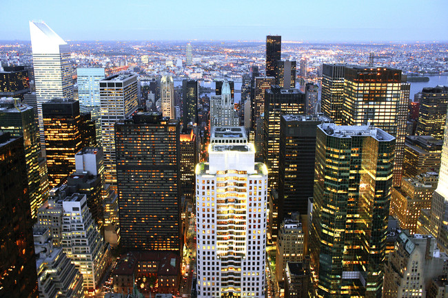 A view of the Midtown skyline in NYC. Photo: Dimitry B./Flickr.