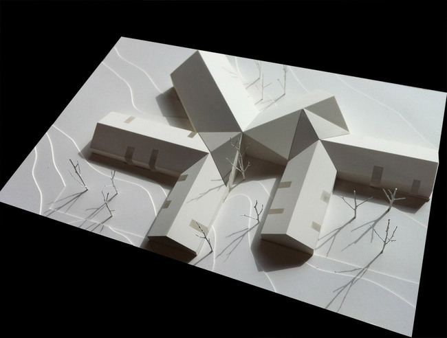Model (Image: Architects Rudanko + Kankkunen)