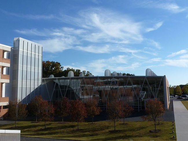 Lee III Hall located on the Clemson University Campus in Clemson, SC via WikiMedia