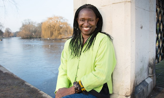 Elsie Owusu co-led the 2009 refurbishment of the UK supreme court building. Photograph: RIBA. Image via theguardian.com