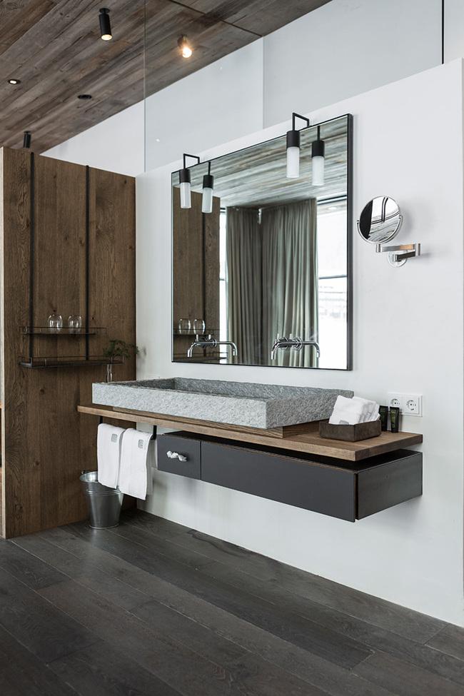 Showcase hotel wiesergut by gogl architekten gallery for Hotel design tirol