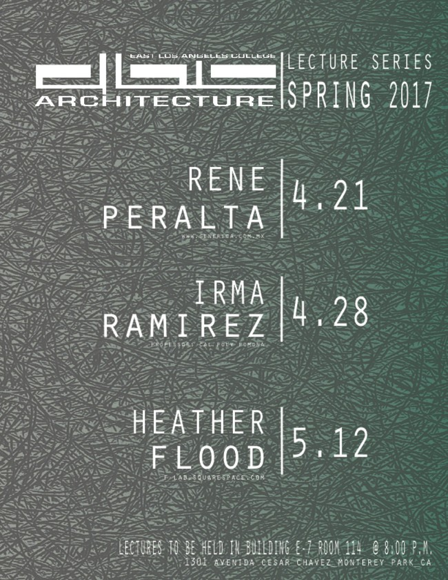 Poster courtesy ELAC Architecture.