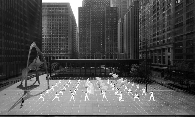 Image by Bryony Roberts, courtesy of the Chicago Architecture Biennial.