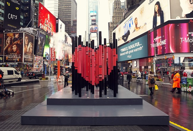 Photo: Justin Bettman for @TSqArts