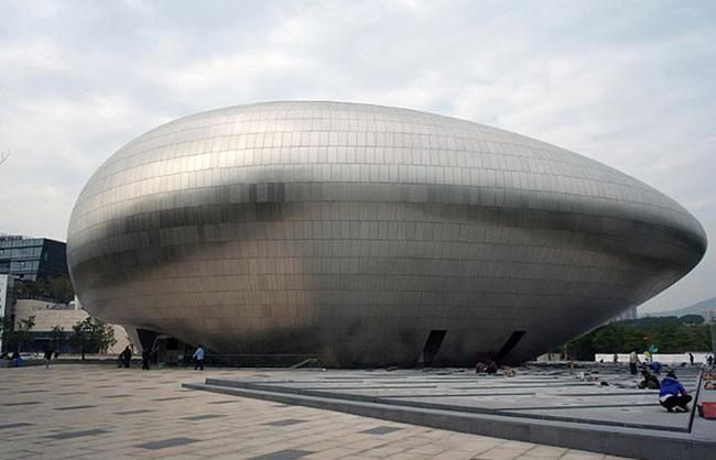 OCT Museum in Shenzhen, China by Studio Pei-Zhu; Team Member: Ryan Newman