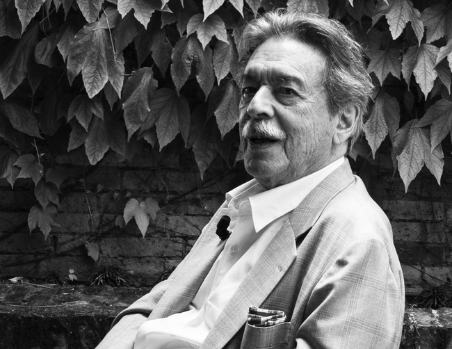 Paulo Mendes da Rocha. Photo courtesy of the architect.