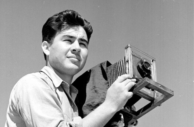 """Pedro E. Guerrero: A Photographer's Journey"" premieres on PBS this Friday, as part of National Hispanic Heritage Month."