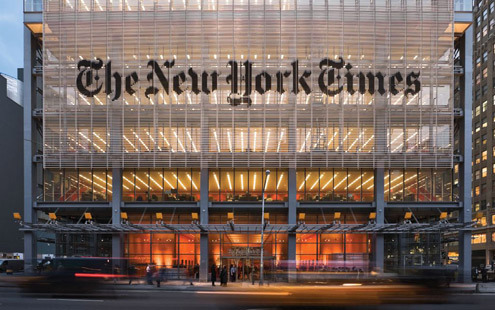 New York Times Building