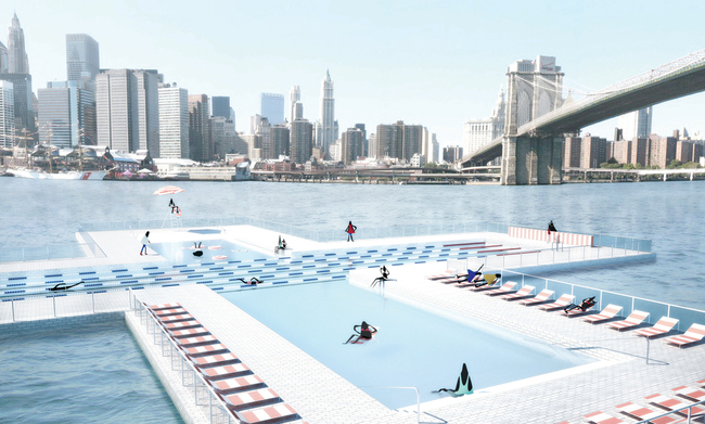 + POOL by Family New York. Image via pluspool.org.