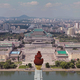 """Kim Il-sung Square, Pyongyang"" by Philipp Meuser (Philipp Meuser). Image via The Korea Herald."