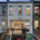 Park Slope Rowhouse Renovation in Brooklyn, NY by BARKER FREEMAN DESIGN OFFICE