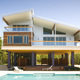 227 Tavernier Drive Residence in Tavernier, FL by Luis Pons Design Lab; Photo: Moris Moreno