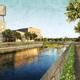 dlandstudio architecture + landscape - Gowanus Canal Pilot Street End, Sponge Park, Brooklyn. Photo: dlandstudio architecture + landscape