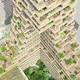 Gershwin Plot 14 proposal. Image courtesy of NL Architects.