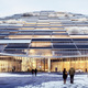 Wingårdhs wins Statoil competition in Norway, beats Snøhetta, OMA and Norman Foster. Image: Wingårdhs