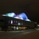 Alvar Aalto's Lappia Hall, Rovaniemi.