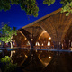 Shortlisted in the Hotel/Leisure Category: Kontum Indochine Cafe in Vietnam by Vo Trong Nghia Architects (Photo courtesy of World Architecture Festival)