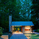Nevis Pool and Garden Pavilion; Bethesda, MD by Robert M. Gurney, FAIA (Photo: Maxwell MacKenzie)