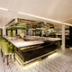 Multiple restaurant (UK): Piccolino Cicchetti (London) by Robert Angell Design Studio