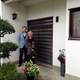 Me with Yanai San at her home