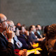 Judges intently listen to finalists presentations © CG Lawrence Photography (Gregory Clarke)