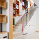 Soho Penthouse in New York, NY by Andrew Franz Architect, PLLC; Photo: Albert Vecerka/Esto