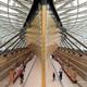 Structural Heritage Award: The Cutty Sark, London, UK; Structural Designer: Buro Happold; Image: Jim Stephenson.