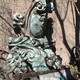 architectural salvage-part of the original NYC Plaza hotel for reuse on upcoming architectural remodel via Amy Green