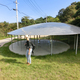 aluminum dome - rest area