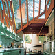 Gehry residence (interior kitchen) model photo via Gehry Partners, LLP : Rizzoli