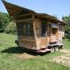 Mobile Writer's Cabin, Shelburne, VT