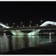 Zaha Hadid's bridge in Abu Dhabi