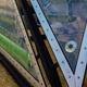 Prototype of the Urban Algae Canopy by ecoLogicStudio with Cesare Griffa. Photo courtesy of ecoLogicStudio