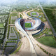 Incheon Stadium - Asian Games Mode. Image: Incheon Asian Games + Populous