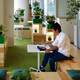 Shortlisted in Offices: Google Japan by Klein Dytham Architectse Japan (Japan); Photo: Daichi Ano