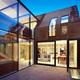 Kew House, London, United Kingdom. Structural Designer: Price & Myers. Photo: Jack Hobhouse.