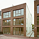 9 blocks of quadrant houses: corner houses with a roof terrace (photo: Ruben Dario Kleimeer)