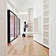 Ground floor. Bookshop. Sliding walls/shelves. © 2011 – do mal o menos