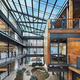 Federal Center South Building 1202; Seattle, WA by ZGF Architects LLP (Photo: Benjamin Benschneider)