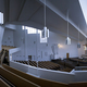 Panorama of the Church of the Cross, Lahti, Finland.