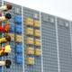 LEGO CALENDAR - Designed by Adrian Westaway, Clara Gaggero, Duncan Fitzsimons, Simon Emberton. Photographs by Adrian Westaway