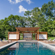 Greenwich Poolhouse by Mockler Taylor Architects. Photo © Tim Lee Photography