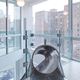 East Village Penthouse in New York, NY by Turett Collaborative Architects.