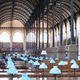 Reading Room Bibliothèque Sainte-Geneviève, Paris, France